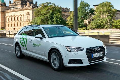 Erdgasautos: Sicherheit mit CNG