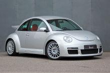 VW Beetle 3.2 RSi mit niedriger Laufleistung