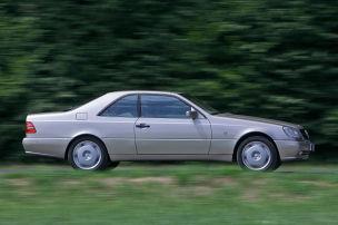 Klassiker des Tages: Mercedes 600 SEC