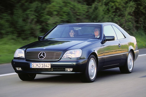 Mercedes 600 SEC: Klassiker des Tages