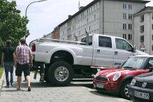 Strafen für Falschparker