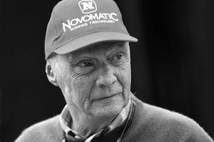 Vor einem Jahr starb Niki Lauda
