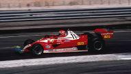 Das waren Laudas Formel-1-Autos