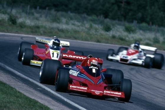 Darum liebt Vettel Laudas 1977er-Ferrari