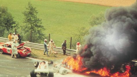 Formel 1: Laudas Flammeninferno