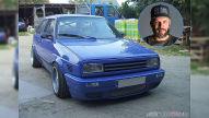 VW Golf 2 GT: Sidney Hoffmann