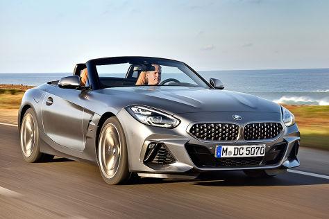 BMW Z4 (2019): Handschaltung, sDrive20i, Motor, Basis