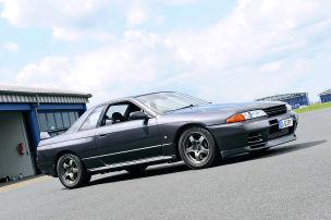 Klassiker des Tages: Nissan Skyline GT-R