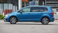 VW Touran 2.0 TDI: Dauertest