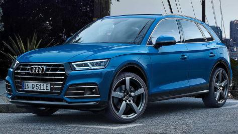 Audi Q5 e (2019)
