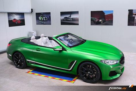 BMW 8er Tuning: Fostla.de-Folierung