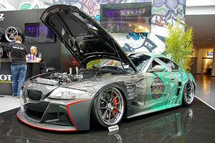 BMW Z4 mit 2JZ-Supra-Motor