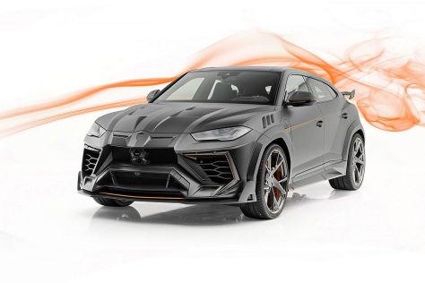 Lamborghini Urus Tuning: Mansory Venatus