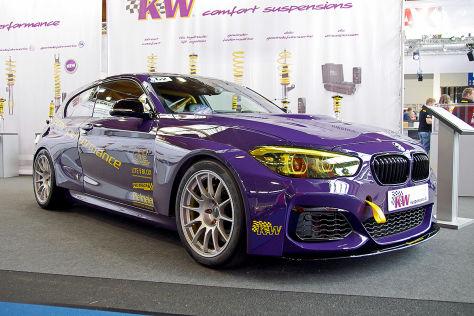 BMW M140i Tuning: Laptime-Perfromance Widebody