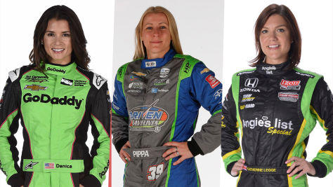 Indy 500: Mann vertritt Frauen