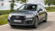 Audi SQ5 TDI (2019): Test