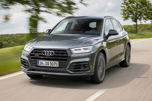 Audi SQ5 TDI (2019): Test