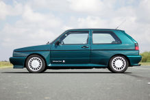 VW Golf 2 Rallye: G60, Syncro