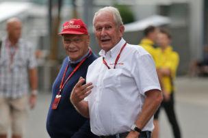 Formel 1: Kolumne von Helmut Marko