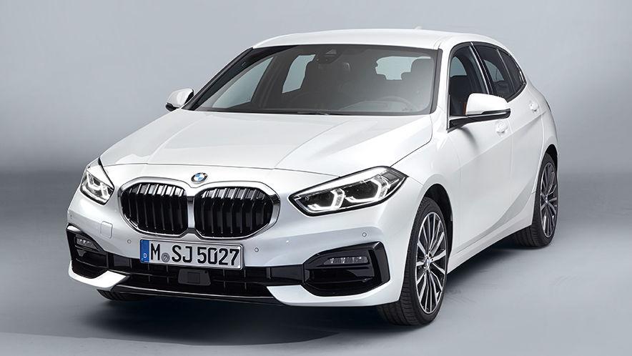 BMW 1er (2019): Neuvorstellung - Design - Abmessungen ...