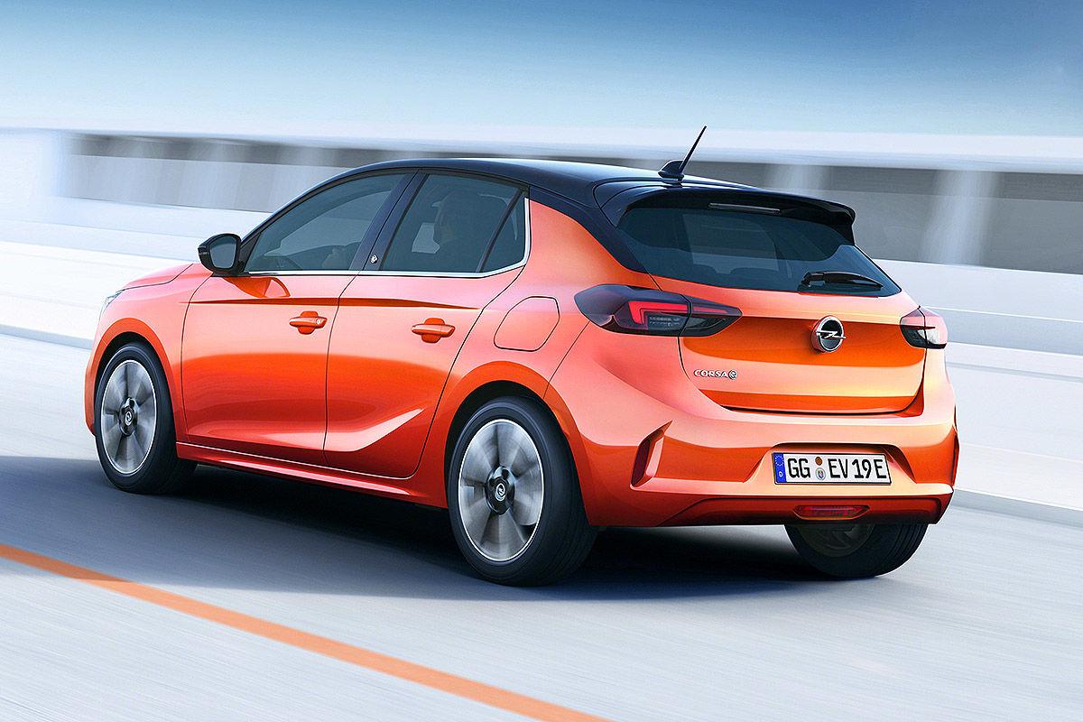 Opel Corsa E 2019 Bilder Bilder Autobild De