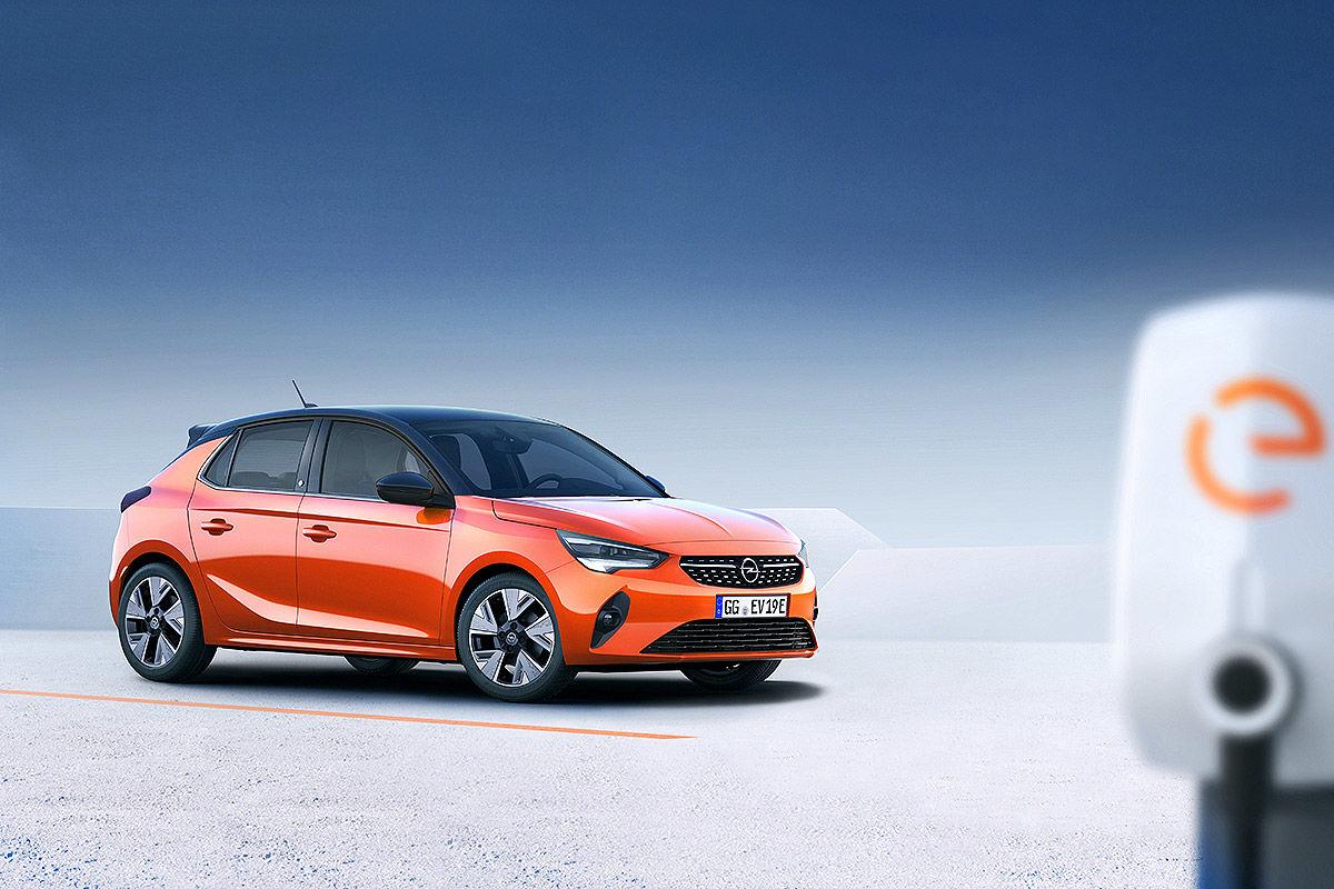 Opel Corsa-e (2019): Bilder