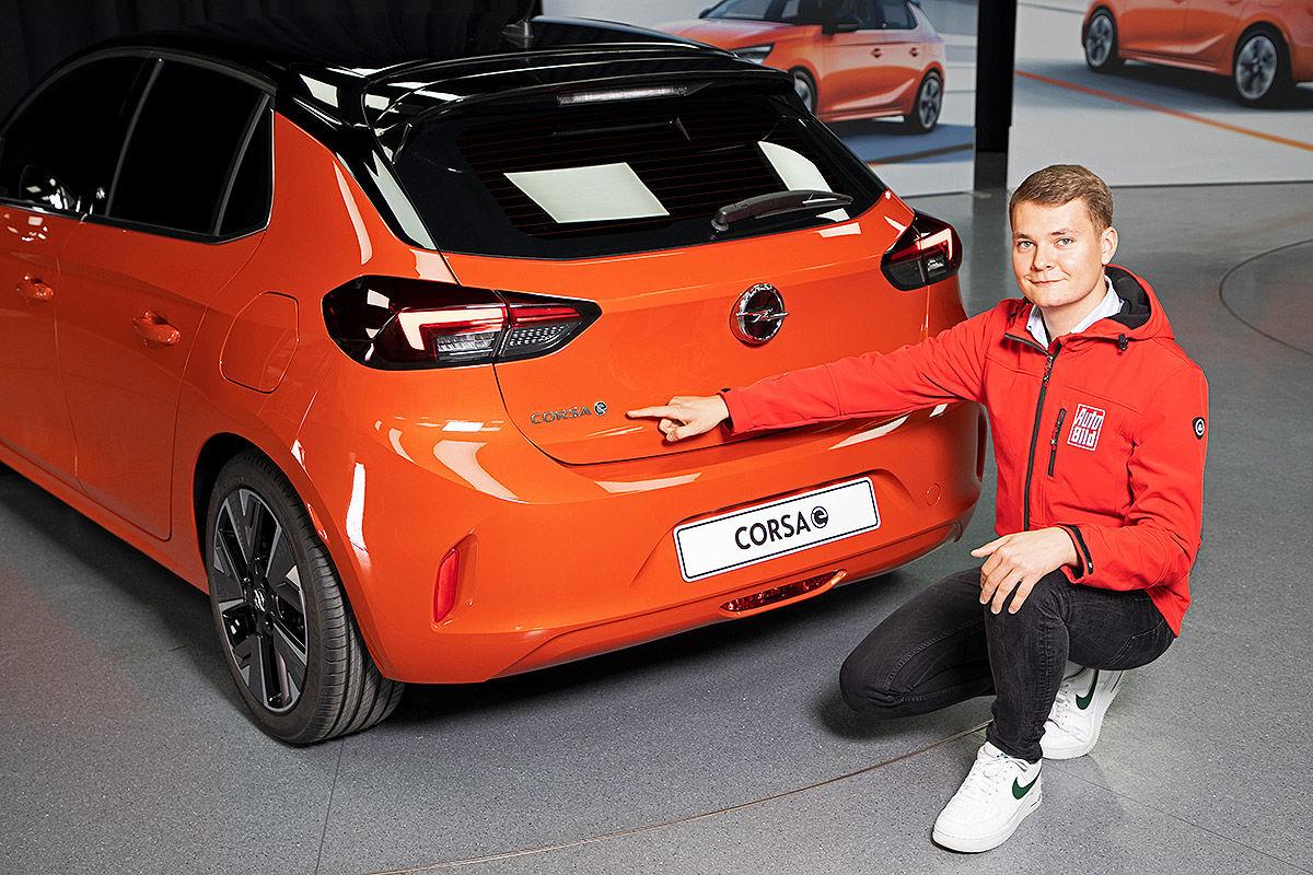 Opel Corsa F (2019) 25