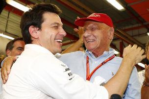 Formel 1: Toto Wolff trauert um Niki Lauda