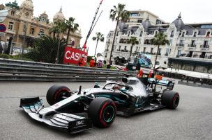 Verstappen splittet Mercedes
