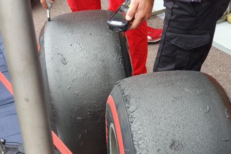 """Vettel: """"Tun uns noch etwas schwer"""""""