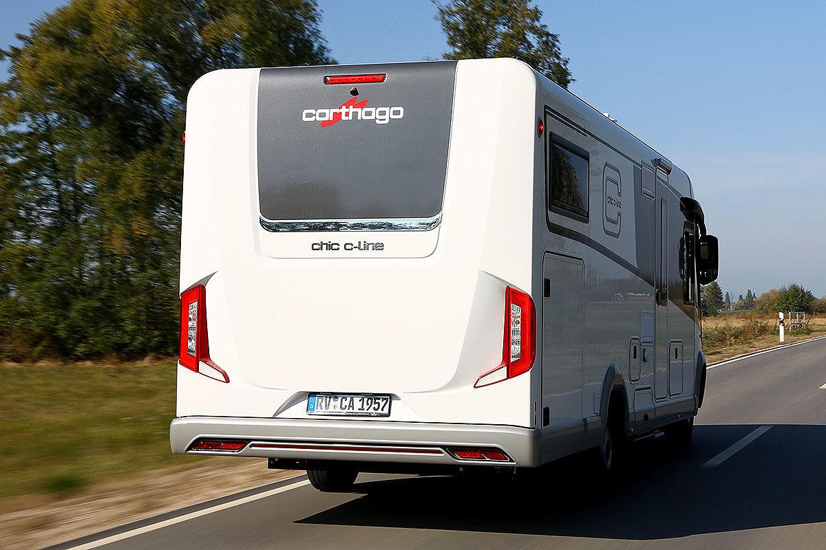 Wohnmobil-Test Carthago chic c-line I 4.9 LE heavy