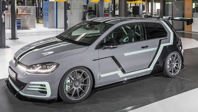 VW-Azubi-GTI zum Wörthersee-Treffen