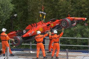 Formel 1: Leclerc toppt Abschlusstraining