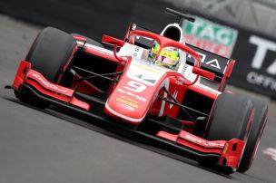 Formel 2: Hubert siegt mit Foto-Finish