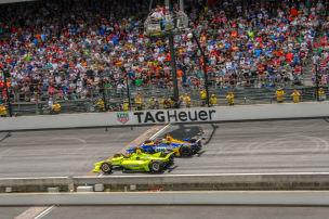 IndyCar: Last-Minute-Thriller