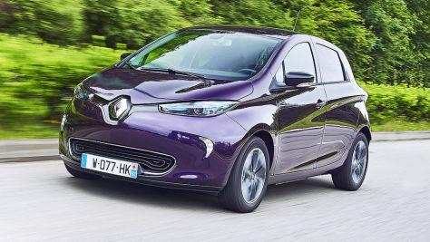 Elektro- und Plug-in-Hybridautos
