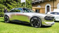 Peugeot E-Legend: Villa d'Este