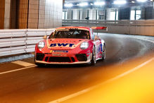 Porsche Supercup: Ammermüller siegt
