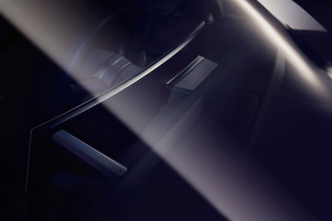 BMW Curved Display (2021): iNext, Bediensystem, Teaser