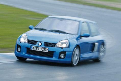Renault Clio V6: Kaufen, Kleinwagen, Sportversion
