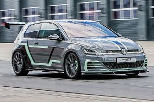 VW-Azubis lassen ihren Super-GTI los