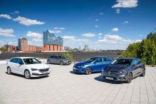 Hyundai i30, Kia Ceed, Renault Mégane, Skoda Scala: Test