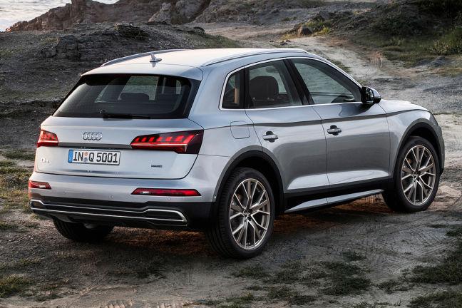 Audi Q5 2020 Facelift Skizze Suv Infos Auto Bild