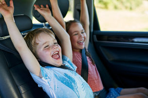 eBay Kooperation: Reisen mit Kindern