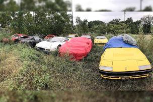 Rätselhafter Ferrari-Fund in Texas
