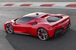 Ferraris neues Hypercar hat 1000 PS!