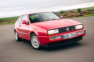 Klassiker des Tages: VW Corrado