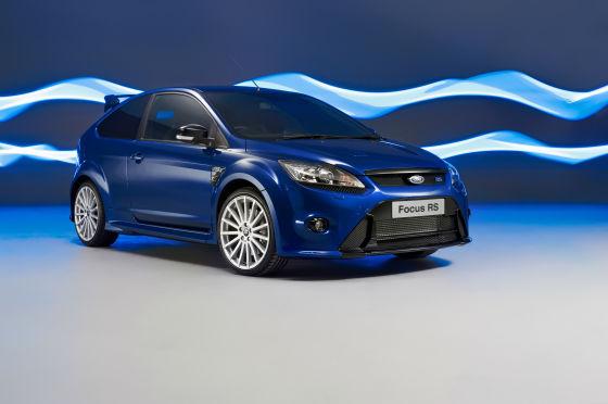 Ford Focus RS: Kleinkraftwerk für Liebhaber