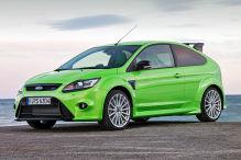 Kleinkraftwerk Ford Focus RS