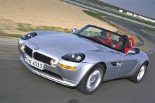 Klassiker des Tages: BMW Z8
